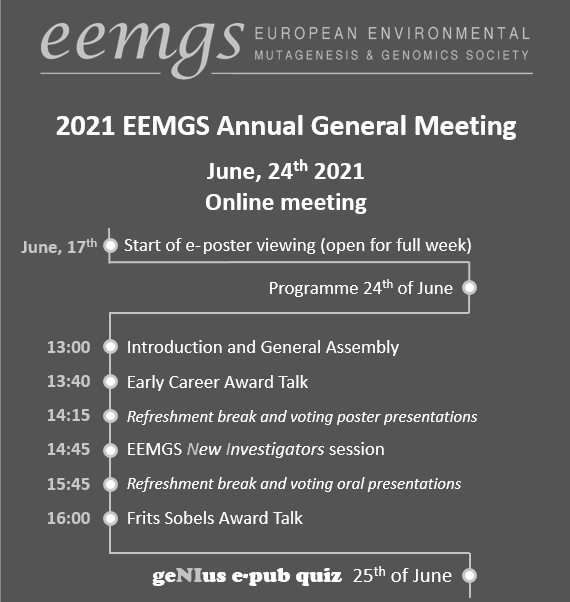 REGISTRATION for 2021 AGM is OPEN!